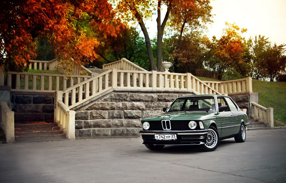 posted by gyuszi bacsi tags 316 bmw car cars e21 green youngtimer