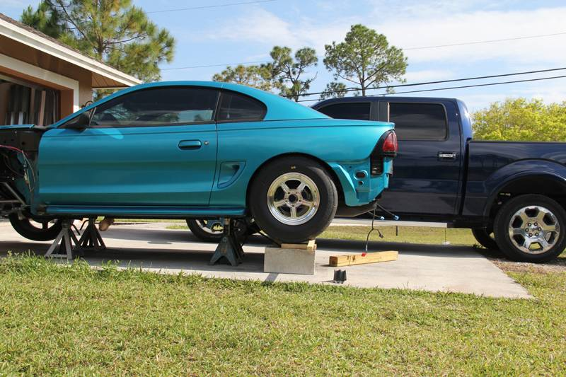 rearwheels 94 mustang 5 3 ls swap ford mustang forums corral net mustang  at creativeand.co