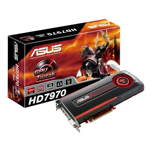 AMD Radeon HD7970 3GB GDDR5  384bits - HD-7970-3GD
