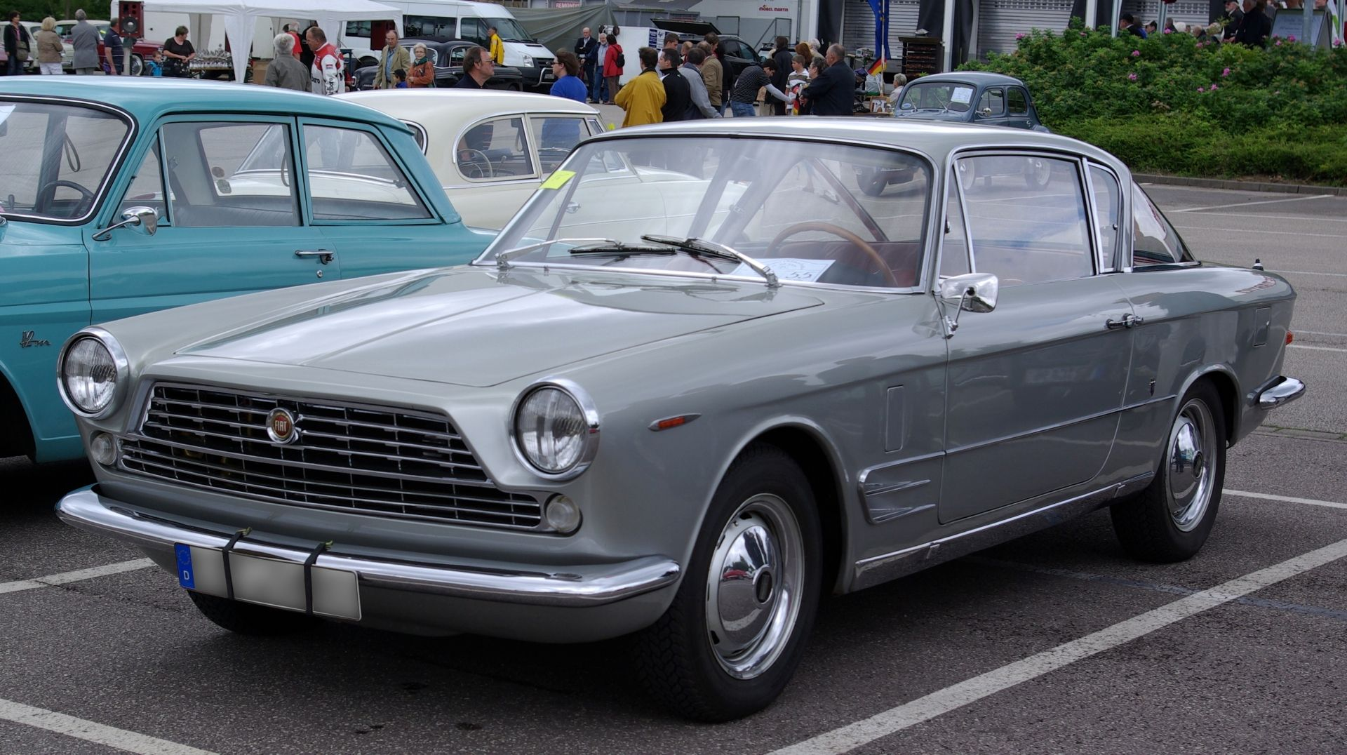 Fiat 2300 S Coupe Abarth Used Daewoo Cars